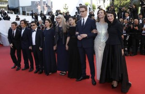 France Cannes Awards Ceremony Red Carpet