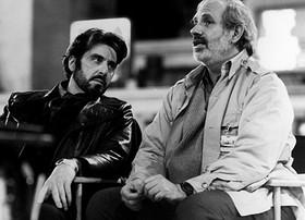 «آل پاچینو» و «دی پالما»