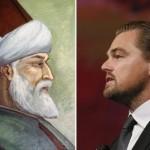 اعتراض به احتمال بازی دیکاپریو در نقش مولانا
