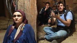 تولید یک فیلم کوتاه با موضوع جنگ سوریه در تبریز